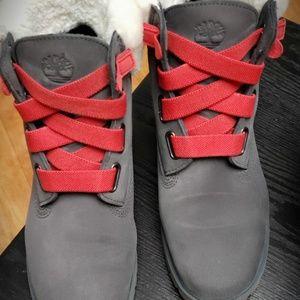 "Timberland ""Jayne Waterproof pull on boots"""